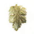 Electroplated chrysanthemum leaf gold wholesale