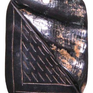 black horn rectangular pendant wholesale pendants