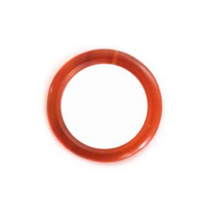 "Golden horn ""O"" ring 34mm dia x 4mm thick wholesale rings"