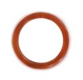"""Golden horn """"O"""" ring 44mm dia x 4mm thick wholesale rings"""
