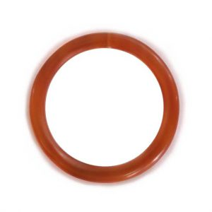 "Golden horn ""O"" ring 44mm dia x 4mm thick wholesale rings"
