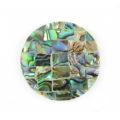 Paua blue blocking 30mm wholesale pendants