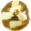 MOP round 46mm moon design wholesale pendant