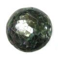 Blacklip single sided disc wholesale pendant