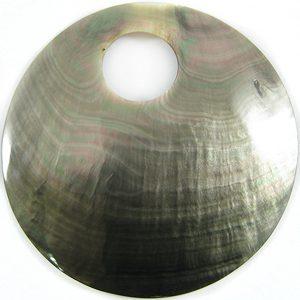 Blacklip 77mm large hole wholesale pendant