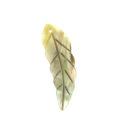 Blacklip leaf 9x28mm wholesale pendant