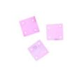 square hammershell 10x10 pink wholesale
