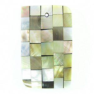 Blacklip blocking wholesale pendant