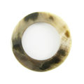 Blacklip 38mm donut wholesale pendant