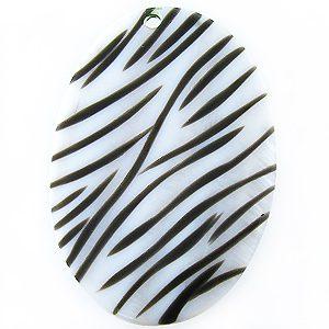 makabibi oval with black stripes wholesale