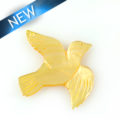 MOP Laser cut pendant bird wholesale