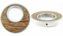 Palmwood Round Donut frame wholesale