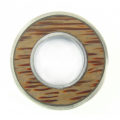Palmwood donut 38mm wholesale