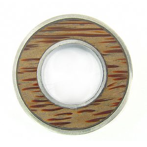 Palmwood donut 38mm wholesale