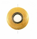 Nangka round 30mm / A-brass metal