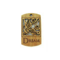wooden charm natural-dream 43mmx25mm