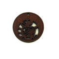 round charm stained-joy 35mm