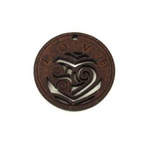 round charm stained-love 35mm