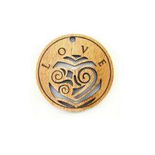 round charm natural-love 35mm