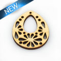 Unbuffered hambabalud wood laser cut 31mm