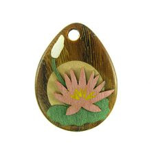 Tropical Waterlily Flower Design