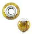 wholesale banana bark round yellow
