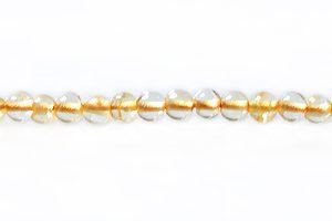 citrine 2mm round wholesale gemstones