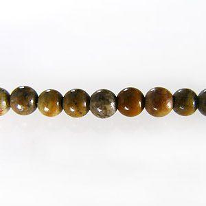 Wooden Jasper round beads 2mm wholesale gemstones
