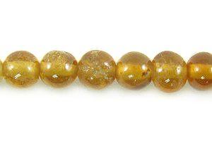 Hessonite Round 4mm wholesale gemstones