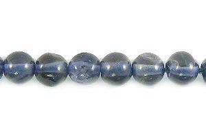 Iolite round ~3-4mm wholesale gemstones