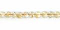 citrine 5mm round wholesale gemstones