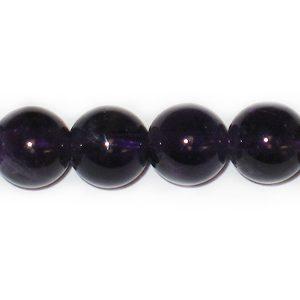 Amethyst 6.5mm round beads wholesale gemstones