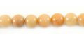 Pink Aventurine round beads 6mm wholesale