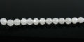 white jade round beads faceted 6mm wholesale gemstones