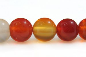 Carnelian round beads 8mm wholesale gemstones