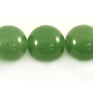 Green Aventurine round beads 10mm wholesale gemstones