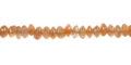 Button Sunstone Beads wholesale gemstones