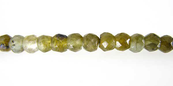 Labradorite rondelle beads 4x3mm wholesale gemstones