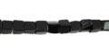 Black onyx cube 4.5-5mm 90pcs/str. wholesale gemstones