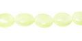 Lemon chrysophase flat oval 8x10mm wholesale gemstones