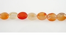 Carnelian oval 8x10mm wholesale gemstones