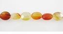Carnelian oval faceted 8x10mm wholesale gemstones