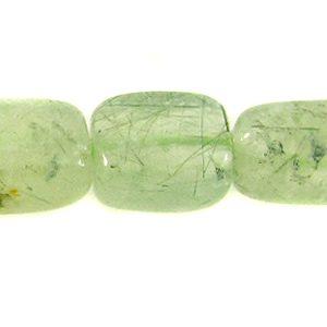 prehnite green flat oval faceted wholesale gemstones