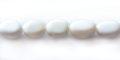white jade oval wholesale gemstones