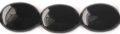 black agate oval wholesale gemstones