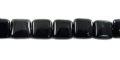 Black Onyx Squares wholesale gemstones
