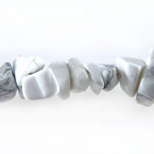 White howlite jasper chips 5mm wholesale gemstones