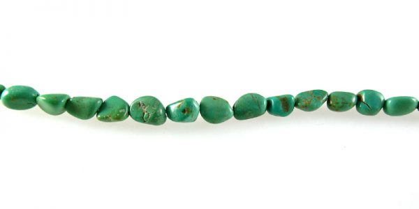 Turquoise Nugget Beads wholesale gemstones