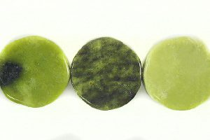 COIN GREEN JASPER wholesale