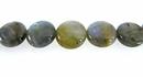 Labradorite Coin Gemstone Beads wholesale gemstones